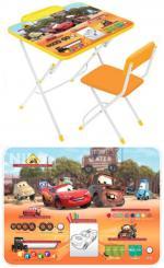 "Набор мебели НИКА ""Disney 2""(стол+пенал+стул мягкий) Д2"